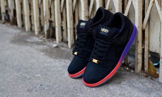 "Nike SB Dunk Low PRM QS ""Black History Month"""