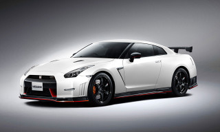 Nissan Unveils the 2015 GT-R Nismo
