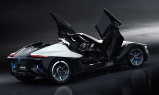 Nissan Unveils BladeGlider Concept