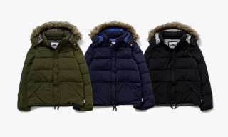 Stussy x Penfield Fall/Winter 2013 Outerwear Capsule Collection