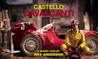 "Prada presents the Trailer for ""CASTELLO CAVALCANTI"" by Wes Anderson"