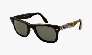 "Ray-Ban Wayfarer ""Urban Camouflage"" Collection"