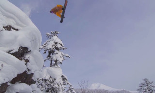 Ride Snowboards presents 'Because of Snowboarding' featuring Jake Blauvelt