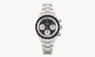 Rolex Daytona Sells for Record $1.1 Million at Christie's