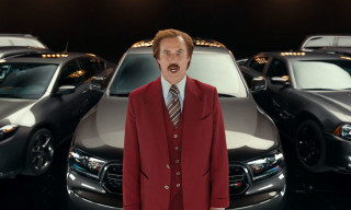 Ron Burgundy Stars in Four New Dodge Durango Commercials