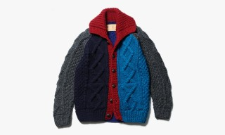 SOPHNET. x Canadian Sweater Company Fall/Winter 2013 Cardigan