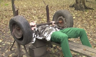 Supreme Fall/Winter 2013 Video by Gosha Rubchinsky for 'Dazed Digital'