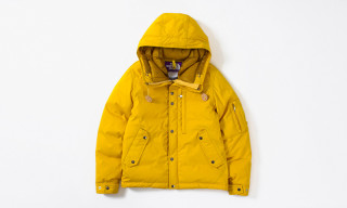 nanamica x THE NORTH FACE PURPLE LABEL 'The Roots of Life Vol. 7: Yellow′