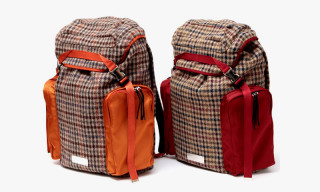 UNDERCOVER Harris Tweed Backpack