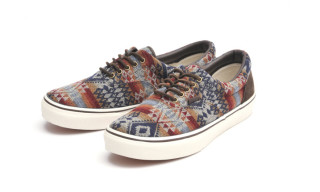 Pendleton x Vans Japan Sneaker Collection