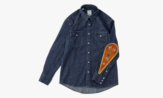 visvim SS ALBACORE SHIRT ONE WASH (EMBROIDERY)