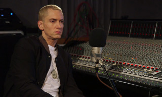 Watch Part 2 of Eminem's Interview with BBC Radio 1's Zane Lowe