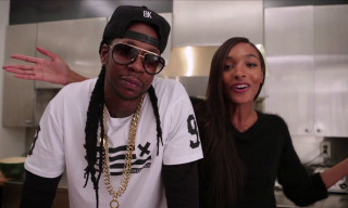 Well Dunn with Jourdan Dunn: Crab Legs with 2 Chainz