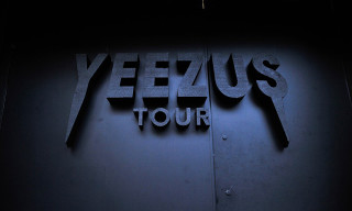 'Yeezus' Tour Pop-Up Shop Opens in New York