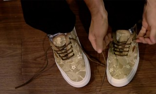 "8FIVE2 & Vans Syndicate Introduce Authentic ""S"" and Cab Lite ""S"""