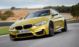 2015 BMW M3 Sedan and M4 Coupe