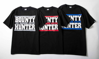 BOUNTY HUNTER Spring/Summer 2014 T-Shirt Collection