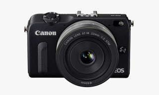 Canon Unveils the EOS M2