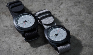 DSPTCH x Lum-Tec M46 Chronograph Watch