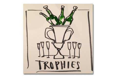 """Listen to Drake's Second 'New Years Anthems' Track """"Trophies"""""""
