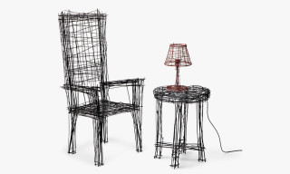 'Drawing Furniture Series' by Jinil Park