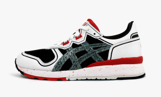 "Extra Butter x ASICS Death List 5 ""California Mountain Snake"" Gel Epirus"
