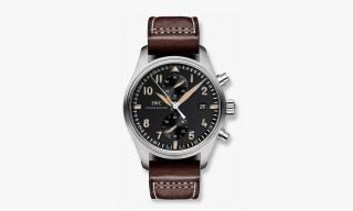 "IWC Pilot's Watch ""Collector's Forum"" Chronograph Watch"