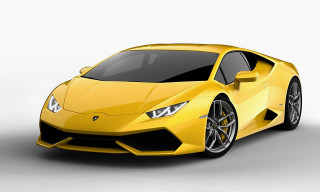 Is This the New Lamborghini Huracan?
