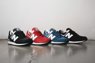 New Balance 576 FallWinter 2013 Suede Pack