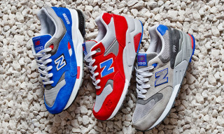"New Balance ""Barber Shop"" Pack"