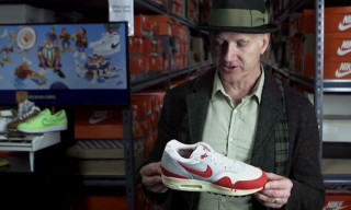 Nike Design Legend Tinker Hatfield stars in Esquire Network's 'How I Rock It'