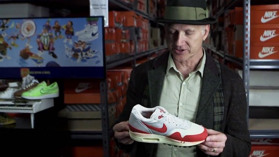 20af9ddd Nike Nike Nike Design Legend Tinker Hatfield stars in Esquire Network's  'How I | Simple D'utilisation | Pour Assurer Problèmes Pendant Des  Années-service ...