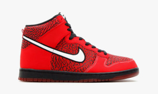 Nike Dunk High '08 Elephant Print Pack