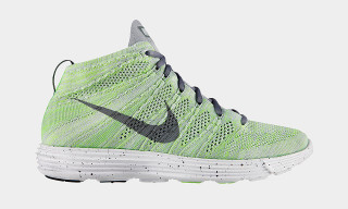 "Nike Lunar Flyknit Chukka ""Electric Green"""