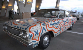 """Piston Head – Artists Engage the Automobile"" at Venus Over Manhattan Miami Beach"