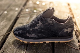 reebok classic leather nere