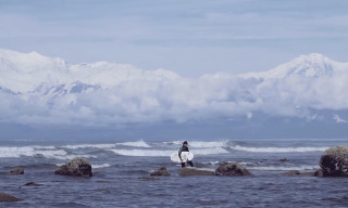 "Surfing in Alaska: ""Damien's Adventure – The Last Frontier"""