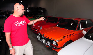 Take a Tour of Paul Walker's Car Collection