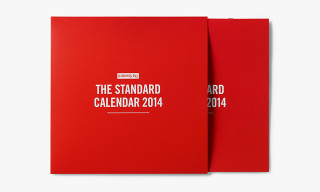 The Standard Hotels presents The Standard 2014 Calendar