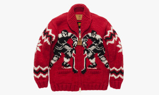 """Undefeated x Canadian Sweater Company Holiday 2013 """"Penalty"""" Sweater"""