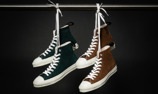WTAPS Fall/Winter 2013 Hi-Top Suede Sneaker