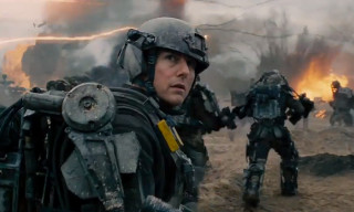 Watch the Official Trailer for 'Edge of Tomorrow' starring Tom Cruise, Emily Blunt