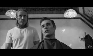 "Wonderland x EVISU ""The Barber"" Short Film"