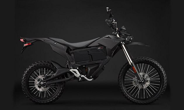 Zero Motorcycles Unveils Zero FX Electric Motorcycle ...