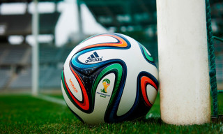 adidas Unveils 'Brazuca' – The Official Ball of the 2014 World Cup