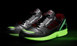 "adidas Originals for atmos ZX8000 ""Glow in the Dark"""