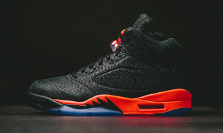 "Air Jordan 5 3Lab5 ""Black Infrared"""