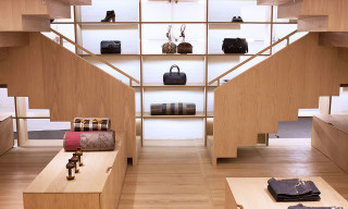 A Look Inside the New A.P.C. Bond Street Store