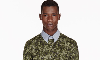Band of Outsiders for SSENSE Camo Capsule Collection