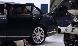 """Highsnobiety TV   Bentley Mulsanne – """"Last Days of Summer"""" Part 2"""